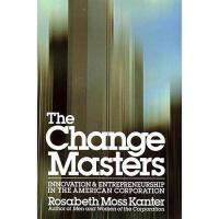 【预订】Change Masters