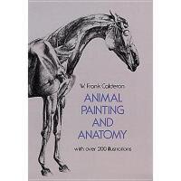 【预订】Animal Painting and Anatomy