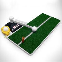 升级版高尔夫挥杆练习器 室内环保GOLF球垫 初学练习打击垫