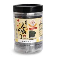 日本宝宝辅食品 妙谷无添加 健康海苔 婴幼儿调味料 拌饭紫菜48片