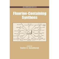 【预订】Fluorine-Containing Synthons