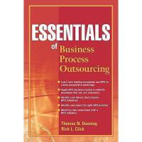 【预订】Essentials Of Business Process Outsourcing