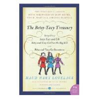 【预订】The Betsy-Tacy Treasury: The First Four Betsy-Tacy