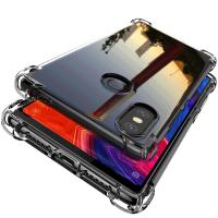 小米8手机壳6x保护套max3硅胶软6a红米note5八plus防摔mix2s全包note3气囊max2透明5s六pr