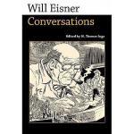 【预订】Will Eisner: Conversations