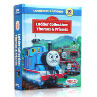 英文原版 Thomas and Friends 10个绘本故事迪士尼 Disney Learning Ladder 托