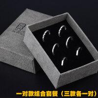 男士耳环男韩国925银气质学生个性耳钉潮流人日韩版创意单只套装