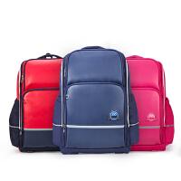 卡拉羊书包小学生-3-4-6年级男女儿童小孩双肩包背包低年级防水抗污耐磨面料CX2737