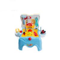 儿童工具箱过家家玩具套装拆装修理维修台小男孩宝宝3-4-5-6周岁