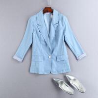 新秋冬西装外套女士长袖韩版时尚显瘦修身小西服