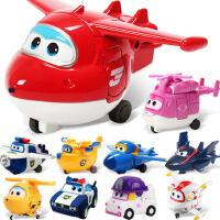 超级飞侠玩具5小号乐迪小爱迷你小柔多多变形机器人一套装全套8款