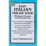 【预订】Easy Italian Phrase Book: 770 Basic Phrases for