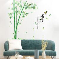 春节新年中国风温馨装饰品墙贴画客厅电视背景墙布置墙壁自粘贴纸