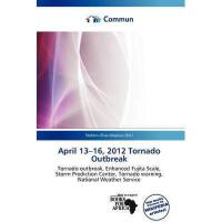 【预订】April 13-16, 2012 Tornado Outbreak