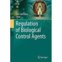 【预订】Regulation of Biological Control Agents