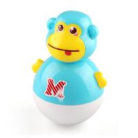 美贝乐  婴儿玩具音乐不倒翁 宝宝益智玩具 大号不倒翁0200颜色*