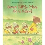 【预订】Seven Little Mice Go to School