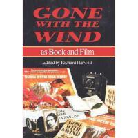 【预订】Gone with the Wind as Book and Film