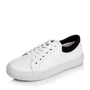 【鞋靴超级品类日】BASTO/百思图软面牛皮女单鞋YCI01CM6