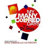 【预订】My Many Colored Days Y9780679893448