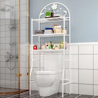 索尔诺浴室卫生间多功能马桶架置物架厕所整理架落地洗衣机架层架Z733