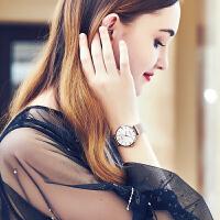 女士手表时尚2018新款潮流学生石英表简约休闲大气女表