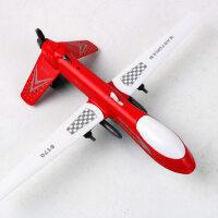 翼龙无人机合金声光回力航模型机翼小孩户外可折叠儿童玩具飞机