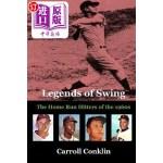【中商海外直订】Legends of Swing: The Home Run Hitters of the 1960s