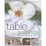 【预订】Table Settings: 100 Creative Styling Ideas
