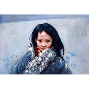 Y313艾轩西藏少女