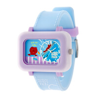 2018年新款 淘气宝贝 超可爱圆点时尚卡通手表 儿童手表