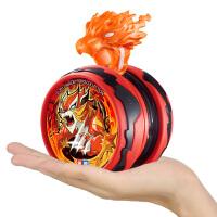 火力少年王悠拳英雄天极战虎s流焰悠悠球儿童玩具