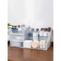 收纳盒抽屉式塑料置物架整理盒口红化妆盒