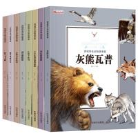 正版不注音西顿动物记野生动物故事集全集共8册 动物故事小说三四五六年级小学生课外书阅读经典必读图书儿童故事书读物书籍6-12岁