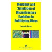 【预订】Modeling and Simulation of Microstructure Evolution