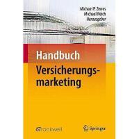 【预订】Handbuch Versicherungsmarketing