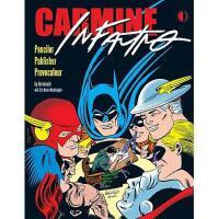 【预订】Carmine Infantino: Penciler, Publisher, Provocateur