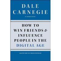 【现货】How to Win Friends and Influence People in the Digital