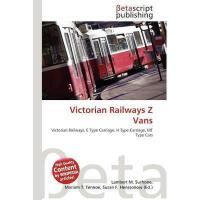 【预订】Victorian Railways Z Vans