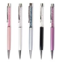 施华洛世奇笔Swarovski水晶笔 新款签字笔圆珠笔办公用品教师logo