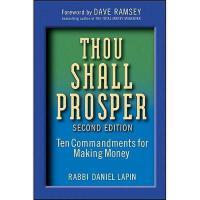 【预订】Thou Shall Prosper Second Edition: Ten Commandments