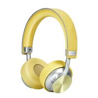 【当当自营】Mexson X3 黄色 头戴式无线蓝牙音乐耳机