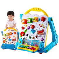 电子多功能学习桌宝宝学步车婴儿童游戏玩具台