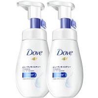 多芬/Dove 氨基酸洁面泡泡 160ml*2 润泽柔嫩洁面慕斯洗面奶泡泡去黑头