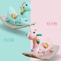 玩具滑行车塑料 木马儿童宝宝两用摇摇马1-2周岁生日礼物婴儿