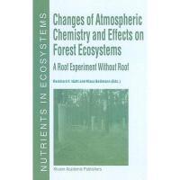 【预订】Changes of Atmospheric Chemistry and Effects on