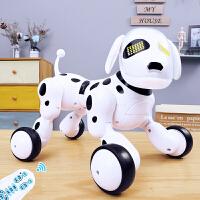 儿童玩具男孩仿真智能电动遥控机器狗小狗会走路说话岁唱歌跳舞