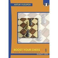 【预订】Boost Your Chess 1: The Fundamentals