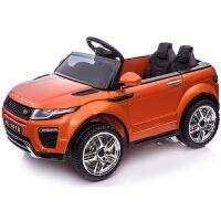 脉驰 婴儿童电动车四轮遥控汽车可坐男女小孩摇摆童车宝宝玩具车可坐人