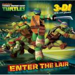 【预订】Enter the Lair (Teenage Mutant Ninja Turtles)